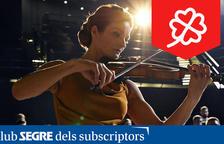 Segre os invita a ver 'La violinista' en Screenbox Lleida