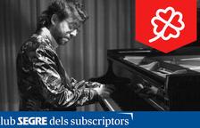 Concierto de piano y cuerda en el Auditorio para los suscriptores