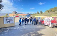 El tancament de Mont-rebei fa que s'anul·li el 20% de reserves turístiques