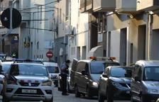 Muere atrapado por un montacargas un vecino de Aitona en su casa