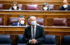 Campo descarta aplicar un indult anticipat a Puigdemont, encara que admet que la Llei ho contempla