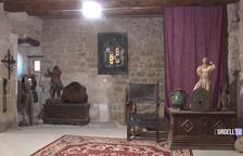 VÍDEO | Un castell de l'Urgell del s.XI obre les portes per primera vegada en la seva història