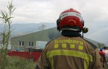 Un incendio quema tres hectáreas de vegetación agrícola en Balaguer