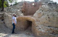 Castellserà estrena ruta turística en la zona de Bellmunt Almenara