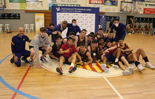 El Barça conquista el Catalán en Balaguer
