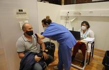 La vacunació contra la Covid-19 avança a bon ritme a Lleida.