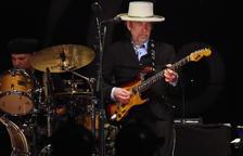 Bob Dylan fa 80 anys com a llegenda viva del folk rock
