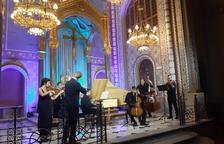 La orquesta Vespres d'Arnadí clausuró la última edición, en el 2019.