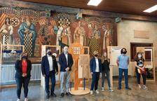 Muestra contra la droga en Balaguer