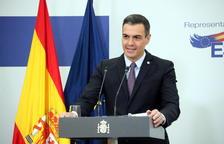Sánchez compareixerà al Congrés el 30 de juny per informar sobre els indults