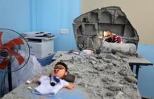 L'ONU apunta a crims de guerra d'Israel a Gaza