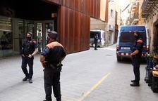 Pasan a disposición judicial los 16 detenidos en Lleida y Balaguer durante una operación antidroga