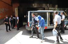 Presó per a 13 dels 16 detinguts en la macrobatuda antidroga