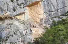 Obres d'urgència a Mont-rebei