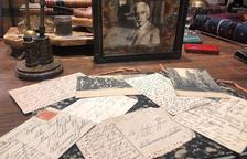 Les cartes secretes de la família del president Macià