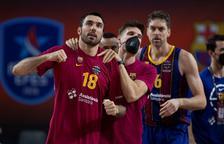 El Barça se exige la perfección para levantar hoy su tercera corona