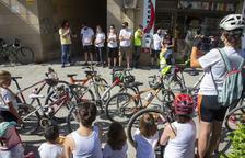 La Marxa Ecològica i per la Pau de Belianes, sense la bicicletada