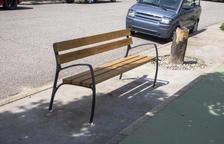 Tornabous renueva y amplia el mobiliario urbano