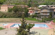 Peramola renova la piscina municipal
