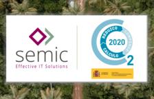 La leridana Semic reduce la huella de CO2 en un 21,33% en cuatro años