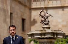 Aragonès y Sánchez buscan fecha a la mesa de diálogo, en la que podría estar Junqueras