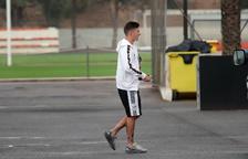 La Audiencia de Almería acoge la vista contra el futbolista del Celta Santi Mina por una presunta agresión sexual