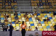 Baskonia empata la serie y el Madrid, clasificado