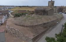 L'església romànica de Pelagalls, als Plans de Sió.