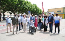 """Chacón dice que """"velará"""" por que Lleida forme parte de la recuperación"""