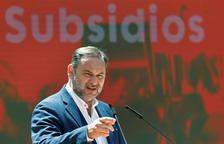 Ábalos sobre Catalunya: Tenemos que resolver la mala gestión del PP