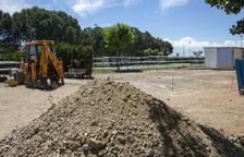 La Fuliola construye un edificio de ocio en la zona deportiva