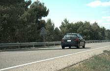 Denunciat penalment un conductor andorrà que circulava a 181 km/h per la C-14, a Ciutadilla