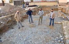 La Seu projecta noves excavacions al centre cultural Les Monges