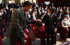 La reunió entre Sánchez i Aragonés serà dimarts 29 de juny