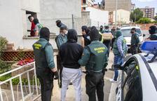 Hallados otros 10 kilos de heroína a la que ya es la mayor banda de narcos de Lleida