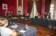 Van votar-hi a favor ERC, JxCat i CUP; en contra PSC i abstenció de SiF.