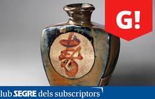 Visita la exposición de cerámica de Hamada y Artigas en el MNAC