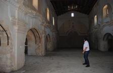 Interior del convento de Sant Francesc, en Balaguer.