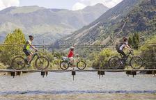 Recorrent amb comoditat la Vall de Boí i entornssobre bicicletes elèctriques de lloguer