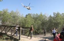 Muere un adolescente ahogado en el canal de Balaguer en la Mitjana