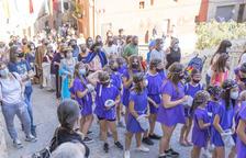 Almenar cierra la 25 edición del Mercat Medieval con cerca de 7.000 visitantes
