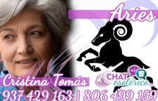 Cristina Tomás - ÀRIES