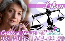 Cristina Tomás - BALANÇA