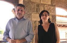 David Rodríguez i Judit Gisbert, que el substituirà.