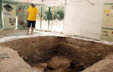 Troben una homo sapiens de 14.000 anys d'antiguitat a la Noguera