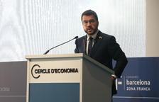Aragonès felicita a los araneses por los 30 años de la recuperación del Conselh Generau en aranés