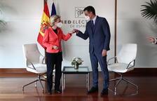 Brussel·les dona llum verda al pla de recuperació d'Espanya per 69.500 milions