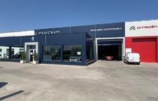El nou grup mundial de vehicles Stellantis arriba a Balaguer