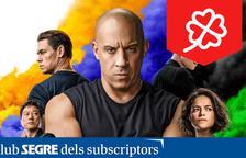 Segre et convida a l'estrena de 'Fast & Furious 9' al Circuit Urgellenc