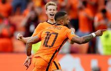 Països Baixos també certifica el pas als vuitens de final